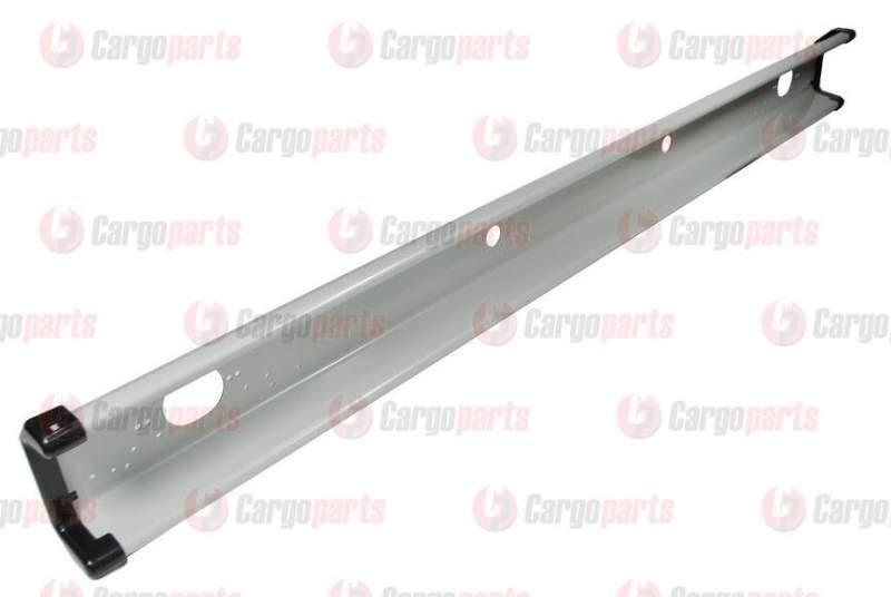 CARGOPARTS бампер задняя с углами ширина