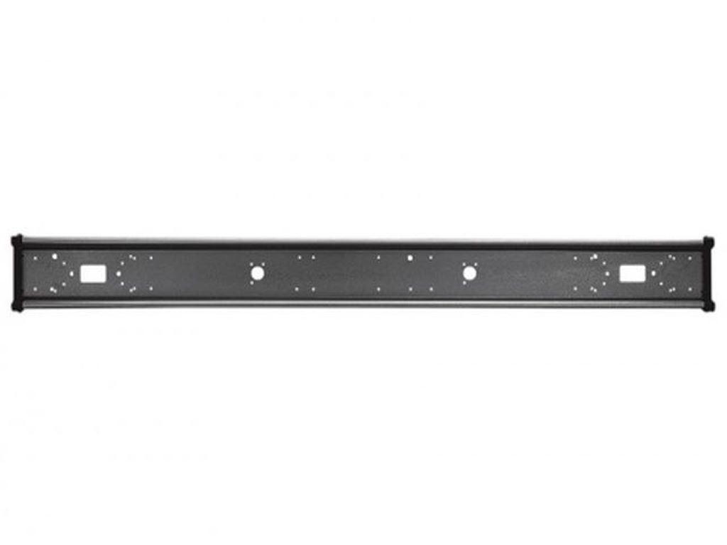 Бампер задний панель крепления светотехники прицеп