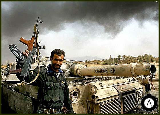 Багдадский истребитель