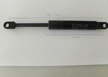 6352608 Газонаполненный амортизатор