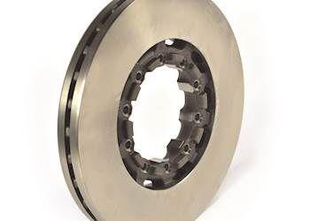 6604093 Оригинальный SAF тормозной диск 22,5, d430