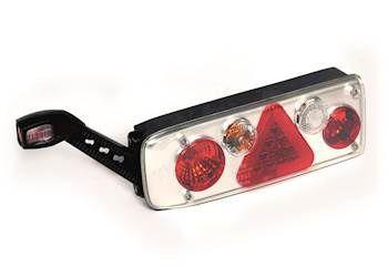 6604332 Задний фонарь слева, Hella Easyconn LED