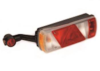 6606872 Задний фонарь слева, версия Kögel с О