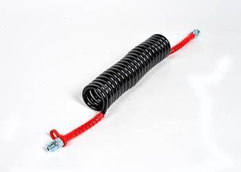 6612079 Спиральная линия красный