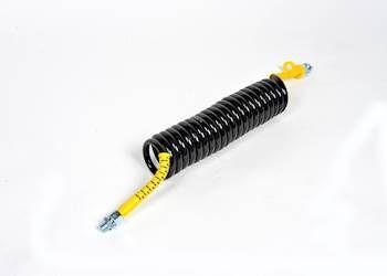 6612080 Спиральная линия желтый