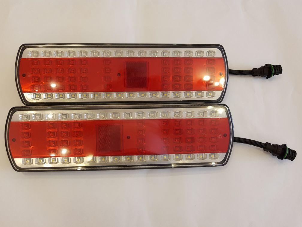 5693716-717 левый-правый фонарь задний LED КАМАЗ-М