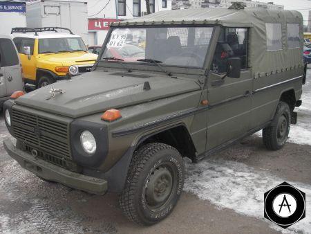 Mercedes G 300 D Wolf 1986