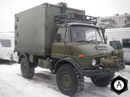 Mercedes UNIMOG 416 1989 год