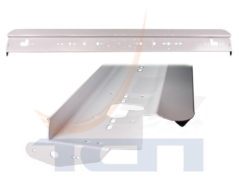 T363866 Панель крепления задних фонарей KRONE