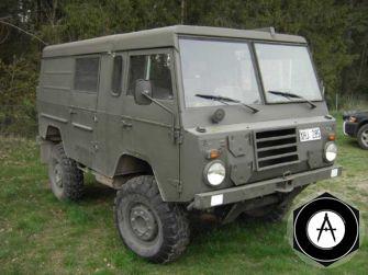 Volvo Laplander C303 4х4, 3