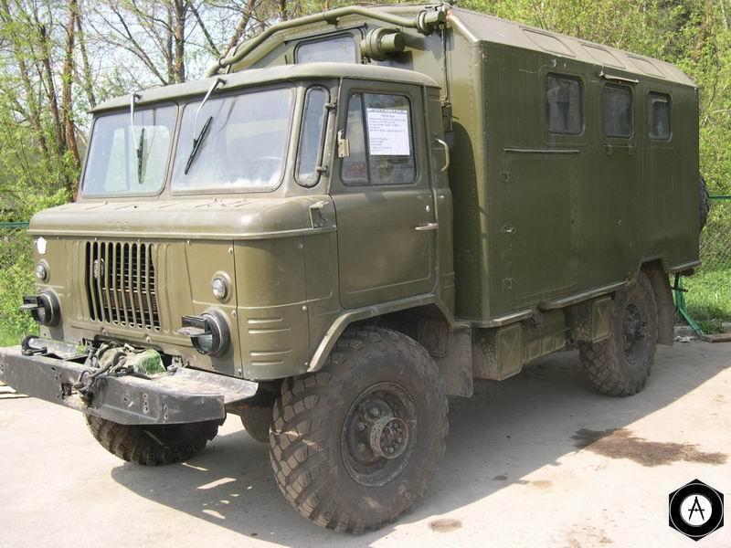ГАЗ 66 кунг 2