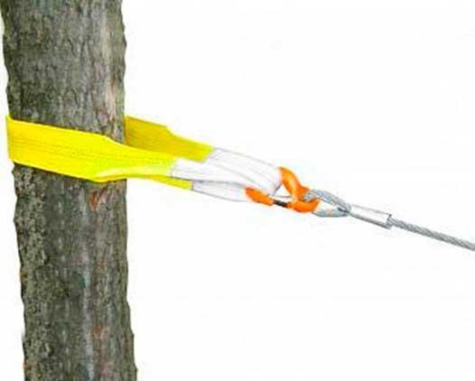 SZ049202 Корозащитный строп  9,0т 2,0м 60мм Magnus-Profi