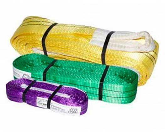 SZ049205 Удлинитель лебедочного троса текстильный 3,5т 10,0м Magnus-Profi