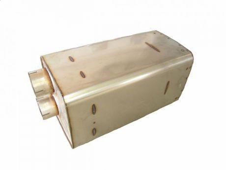 Нейтрализатор каталитический применяется с дизельным двигателем ЯМЗ-536(низкопольный) Евро4