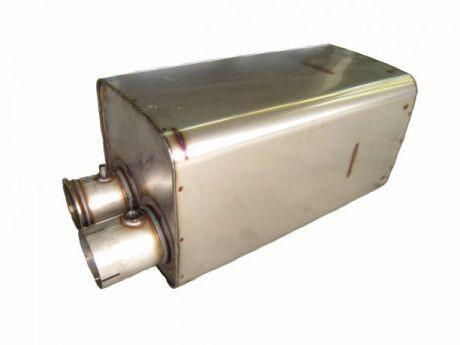Нейтрализатор каталитический применяется с дизельным двигателем ЯМЗ-536 Евро5 (система SCR в стоимость не входит)
