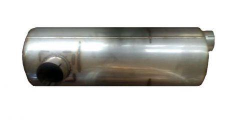 Нейтрализатор каталитический применяется с дизельным двигателем ЯМЗ-536 Евро4