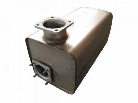 Нейтрализатор каталитический применяется с дизельным двигателем ЯМЗ-536 (самосвал) Евро4
