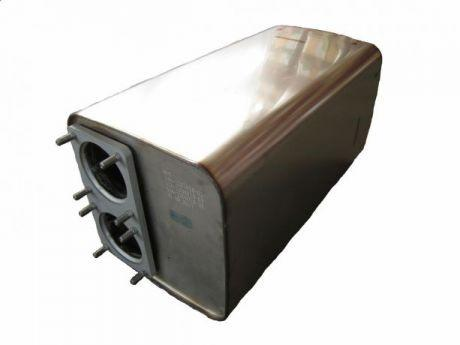 Нейтрализатор каталитический применяется с дизельным двигателем ЯМЗ-536 (квадратный) Евро4