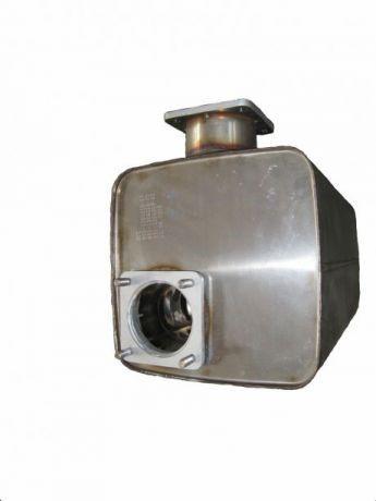 Нейтрализатор каталитический применяется с дизельным двигателем ЯМЗ-651 (самосвал) Евро4