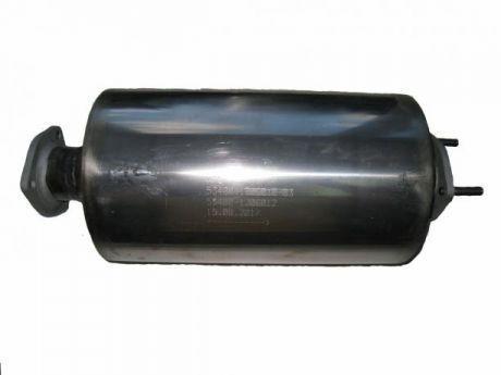 Нейтрализатор каталитический применяется на автобусах ПАЗ с бензиновым двигателем ЯМЗ-534 CNG Евро5