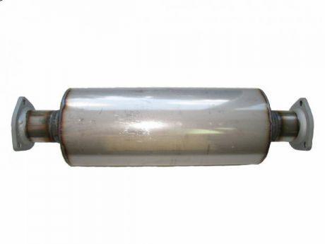 Нейтрализатор каталитический применяется на автобусах ПАЗ с бензиновым двигателем ЗМЗ-52342.10, ЕВРО 4