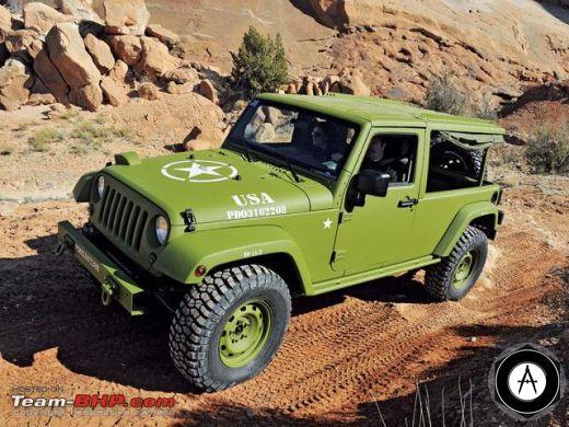 Jeep Wrangler J8 м
