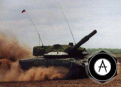танк чёрный орёл Омск 2004