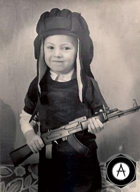 юный танкист