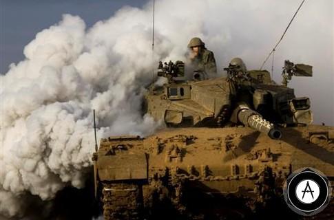 Израильские танки вошли в южную часть сектора Газа