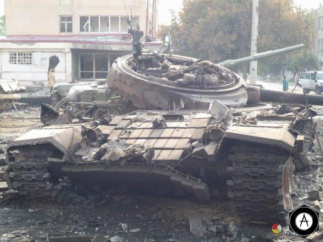 Т-72 объект 184 модернизированный был