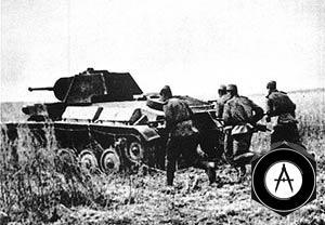 t_70 с пехотой