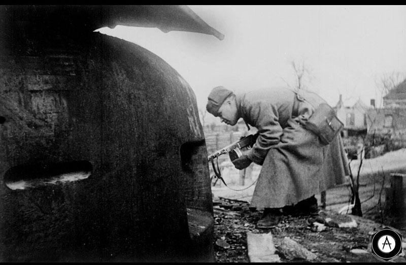 доты Кёнигсберга 1944