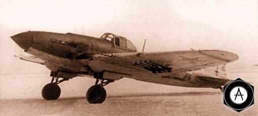 ИЛ-2 ПРОТИВ ТАНКОВ