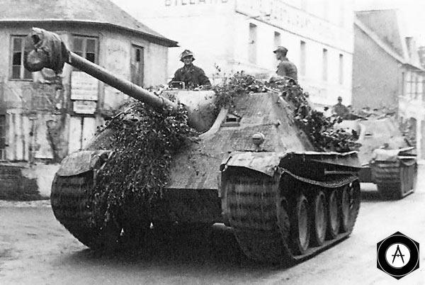 истребитель танков Jagdpantera 88mm