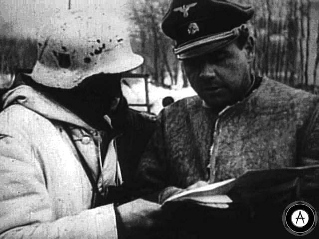 командование танкового корпуса СС