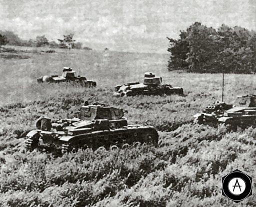 Легкий танк Pz Kpfw II