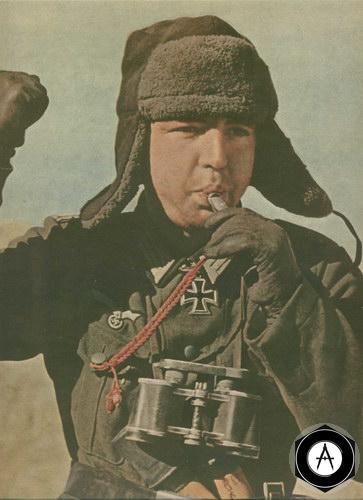Сигнал к атаке, Восточный фронт, весна 1942 г
