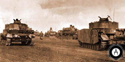 Танки Т-III и Т-IV (PzKpfw III и PzKpfw IV) 9-й армии