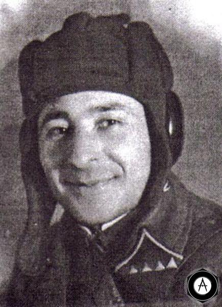 танкист старшина РККА