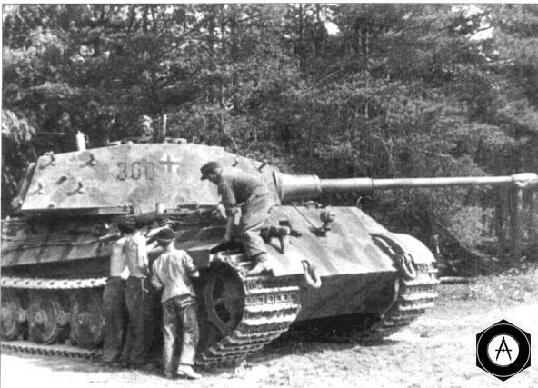 Tiger II королевский