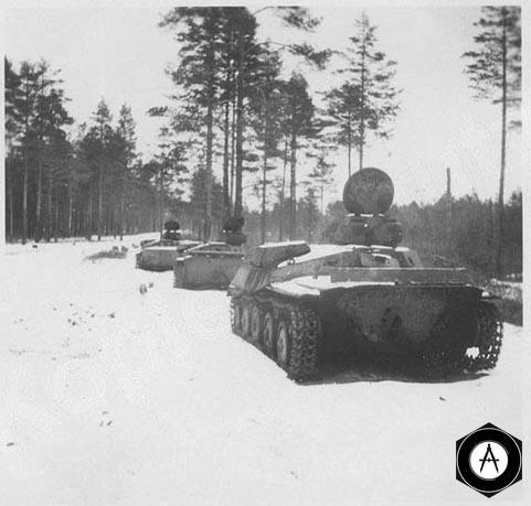 брошенные Т-60