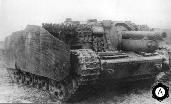 венгерская САУ Zrínyi II (40-43