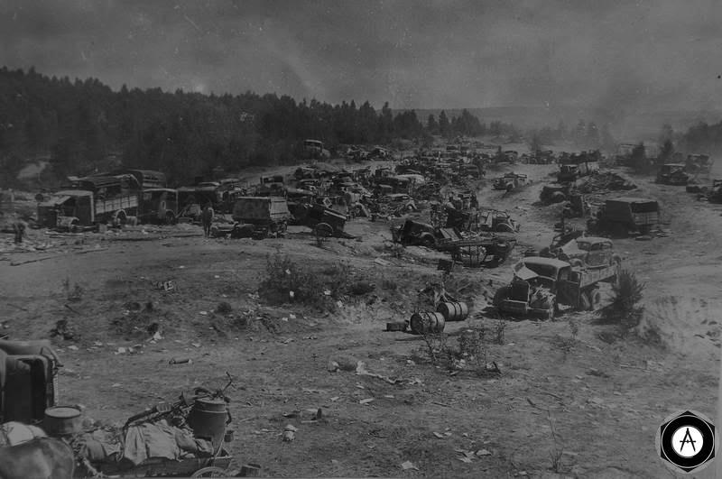разгром 1944