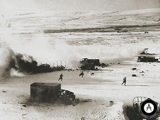 Сталинградская степь