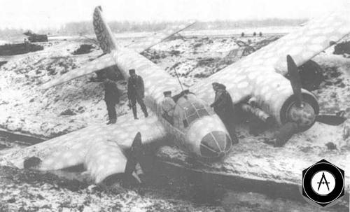 Ю-88 долетался