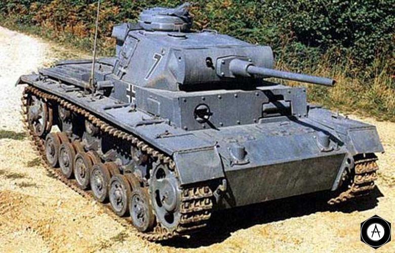 Pz-III 50mm 1942