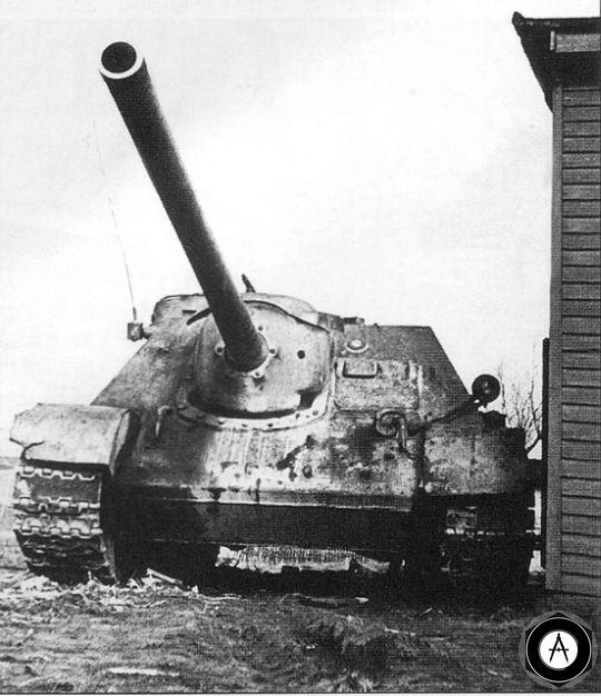 сау СУ-100 1944