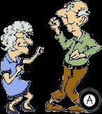 танцы престарелых