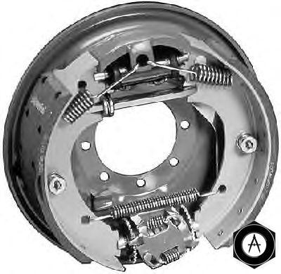 барабанный тормозной механизм LKW