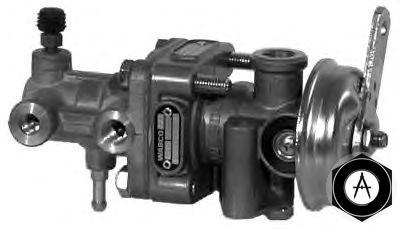 электромагнитный управляющий клапан прицепа
